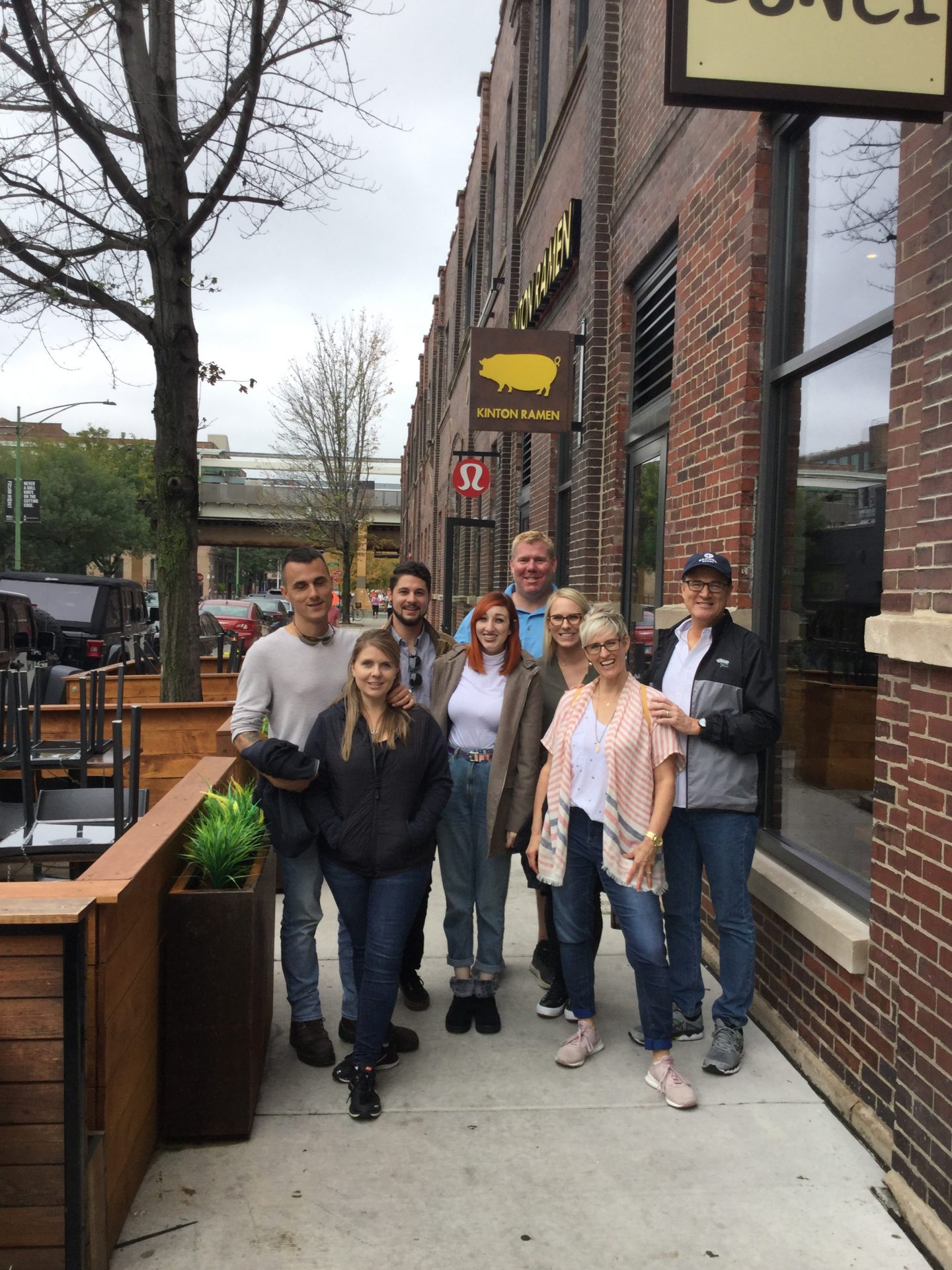 Food Tour Attendees