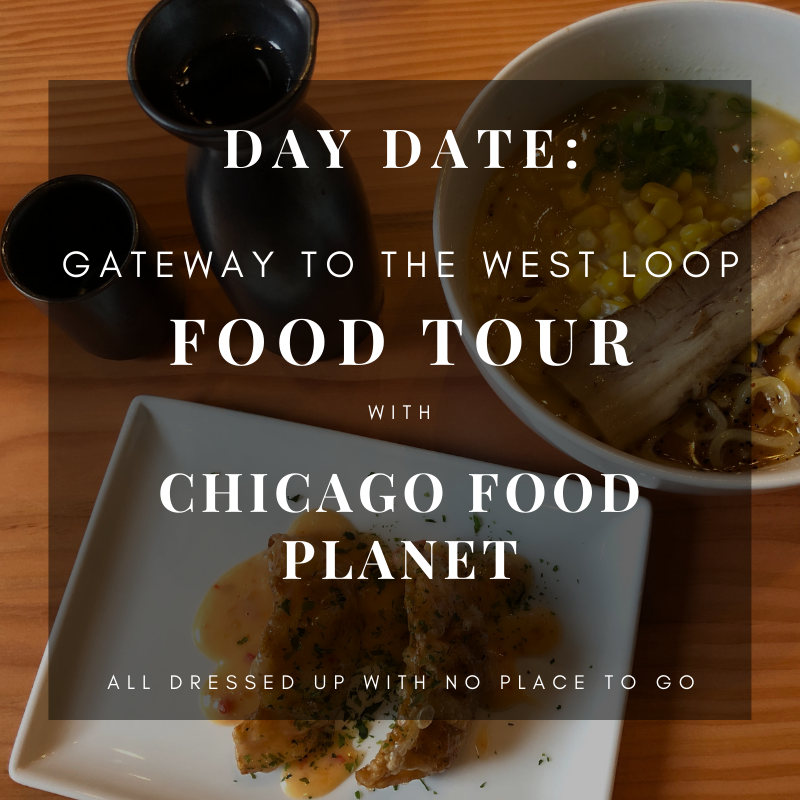 Day Date: Food Tour with Chicago Food Planet